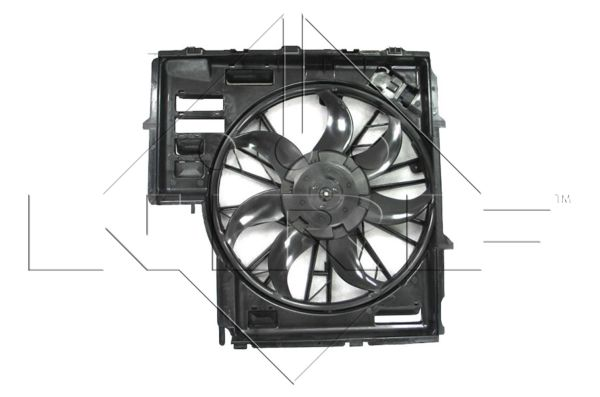 ventilateur refroidissement du moteur pour bmw x5 wda. Black Bedroom Furniture Sets. Home Design Ideas