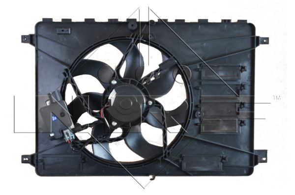 ventilateur refroidissement du moteur pour ford s max 2 0 tdci 140cv wda. Black Bedroom Furniture Sets. Home Design Ideas
