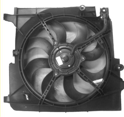 ventilateur refroidissement du moteur pour kia carnival iii 2 9 crdi 185cv wda. Black Bedroom Furniture Sets. Home Design Ideas