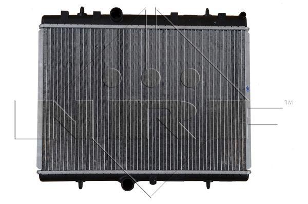 radiateur refroidissement du moteur nrf 50437 wda. Black Bedroom Furniture Sets. Home Design Ideas