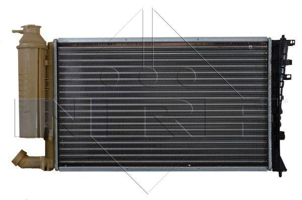 radiateur refroidissement du moteur nrf 58923 wda. Black Bedroom Furniture Sets. Home Design Ideas